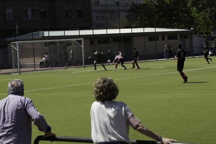 CD Laudioko gazteek lortu dute sailkapena Euskal Ligako play-offak jokatzeko - 6