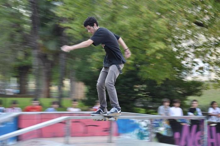 TRIPLE sSs SkateSnowSky Txapelketak 2011 - 14