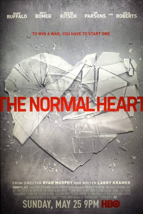 "Zine-foruma: ""The normal heart"""