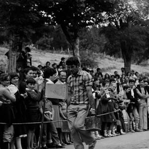 1979ko Amurrioko jaiak betikotu ditu Pepe Gartziak