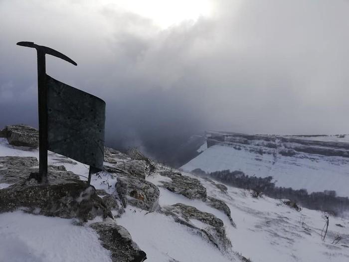 [KRONIKA] Iturrigorri: oinatz zuriek koloreztatutako paisaia - 14
