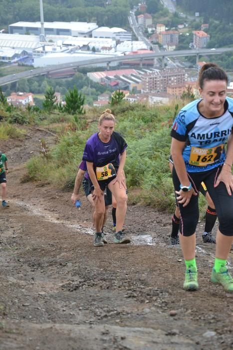 Iñaki Isasi eta Maider Urtaran izan ziren irabazleak Areta Trail probaren III. edizioan - 138