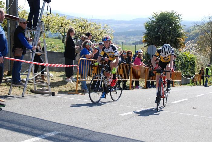Ivan Romeok eta Olatz Caminok irabazi dute Aiara Birako aurtengo edizioa - 92