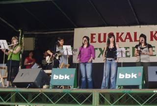 Gizarte Etxeko musika eskolak Euskal Herriko Kantu txapelketan hartuko du parte