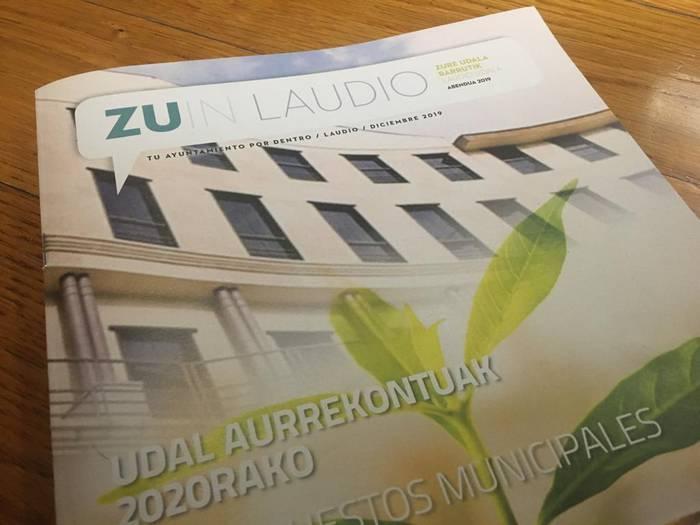 Udal komunikazioaren arduradun politikoaren dimisioa eskatu du EH Bilduk