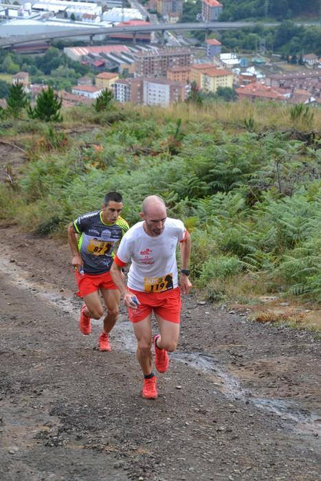 Iñaki Isasi eta Maider Urtaran izan ziren irabazleak Areta Trail probaren III. edizioan - 36