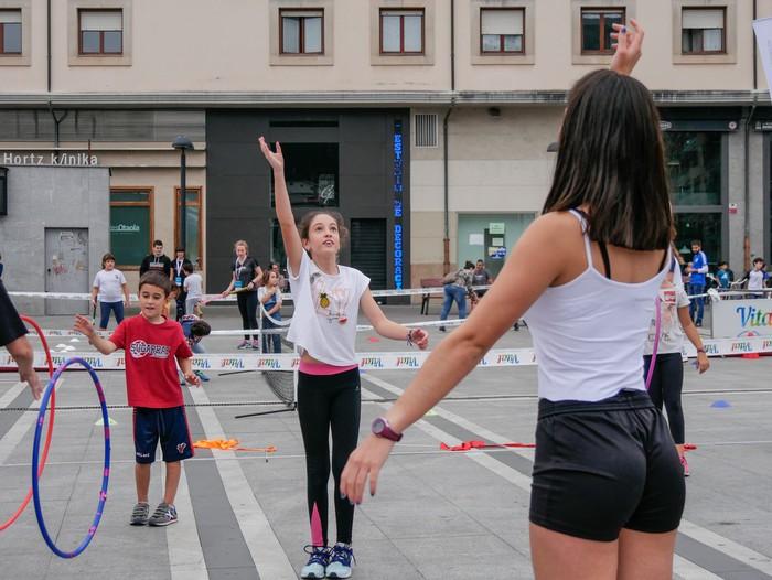 Plazetara egin du salto emakumeen kirolak - 29