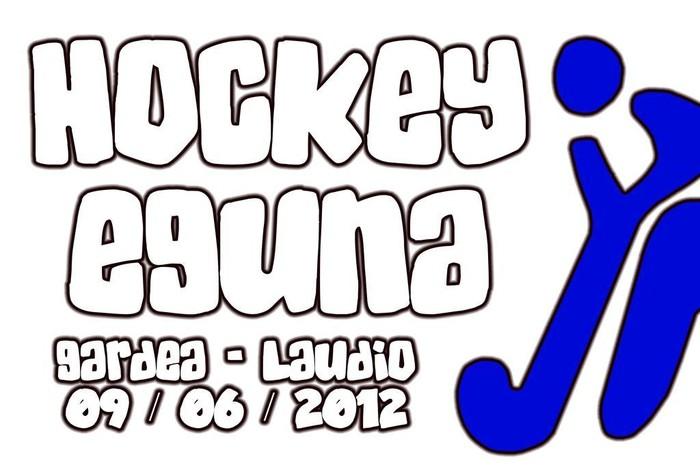 Arabako Federazioak Hockey Eguna antolatuko du Gardean