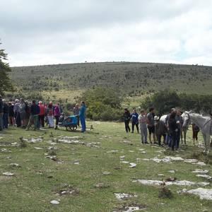 San Bitores jaia egin zuten atzo Kobatan