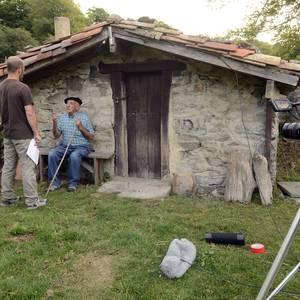 Abeltzaintzari buruzko dokumentalaren grabaketari ekin diote