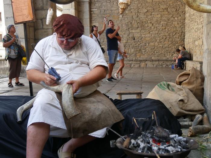 Bizilagun ugari inplikatu dira Antzinako Azokaren antolakuntzan - 23