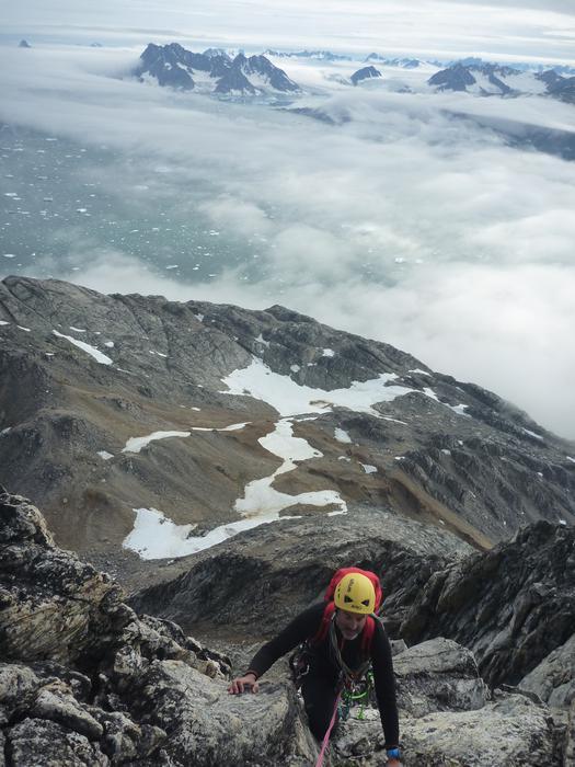 [UDARIKLIK] Groenlandian eskalatzeko icebergak ekidin behar izan ditu Zigor Egiak - 43