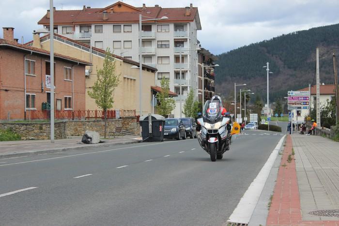 Euskal Herriko itzuliak eskualdeko errepideak hartu ditu - 21