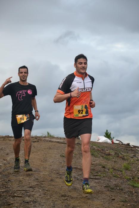 Iñaki Isasi eta Maider Urtaran izan ziren irabazleak Areta Trail probaren III. edizioan - 274