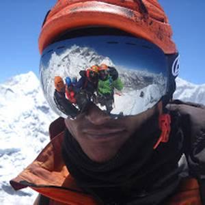 """Tasio Martin: """"Argazkiak argazki, ikusi beharreko espektakulua da Himalaia"""""""
