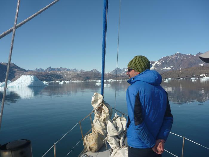 [UDARIKLIK] Groenlandian eskalatzeko icebergak ekidin behar izan ditu Zigor Egiak - 26