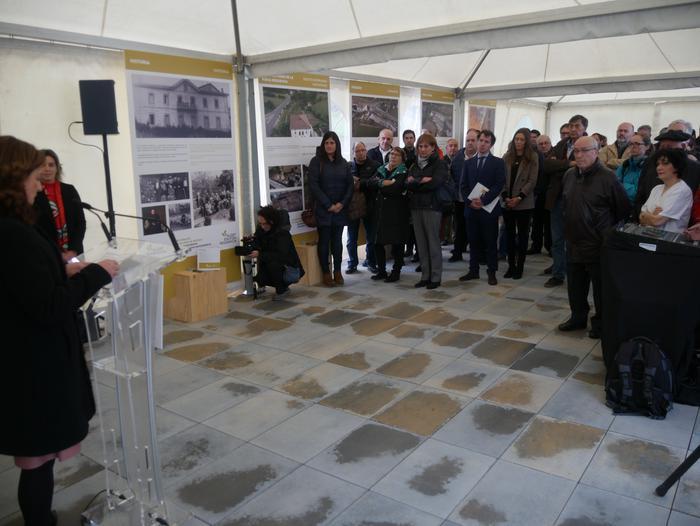 Gaur inauguratu dute Aiarako nagusien egoitza berria - 55