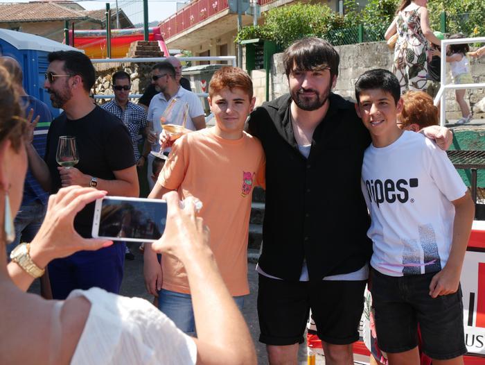 Diego Perez eta Bartolome Perales izan dira protagonistak Txakolin Jaian - 15