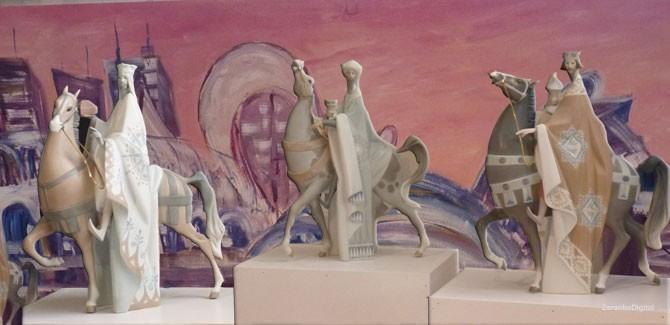 Mundu osoko Jaiotza bilduma ikusgai Santxotena Museoan