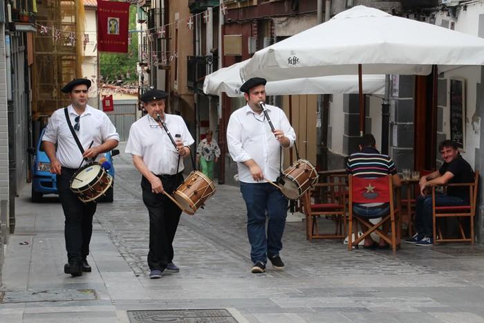 San Roman omenduz ospatu dituzte Orruño kaleko jaiak - 3