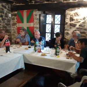 Bertsoak eta dantzak nagusi, Baranbioko Euskal jaian