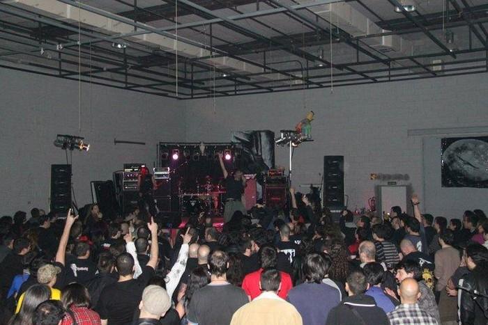 Laudio Metal musika elkarteak ateak behartuta itxiko ditu