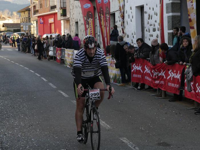 Ander Ganzabalek irabazi du San Silbestre lasterketa jendetsua - 123