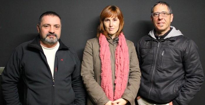 """""""Jende askok galdetzen digu Podemos/Ahal Dugu hauteskundetara aurkeztuko garen"""""""
