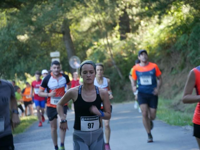 Felipe Larrazabal eta Maider Urtaran garaile San Joan Astobitzako krosean - 14