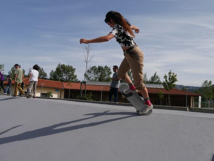 Skatearen Euskal Herriko hiriburua bilakatu da Urduña arratsalde batez - 9