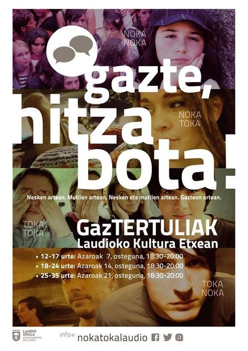 """""""Herriko gazteei galdetu ostean haiekin batera diseinatutako plana izatea nahi dugu"""" - 1"""