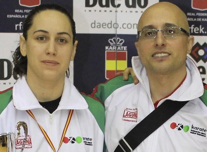 Jessica Gordo eta Angel Daza Europako Unibertsitate Karate Txapelketan arituko dira Budapesten - 1