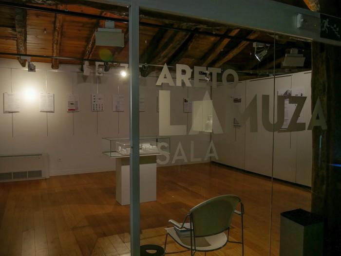 Laudio Antzokiaren proiektua, Kultur etxean ikusgai - 4