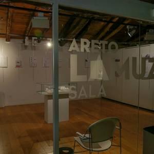 Laudio Antzokiaren proiektua, Kultur etxean ikusgai