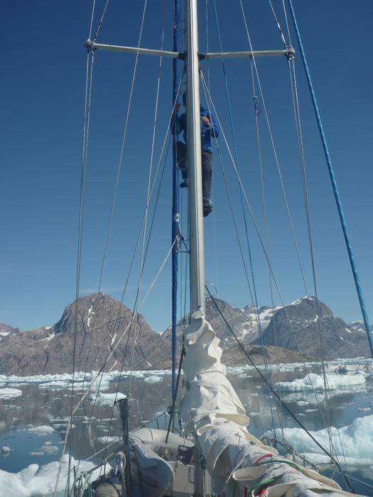 [UDARIKLIK] Groenlandian eskalatzeko icebergak ekidin behar izan ditu Zigor Egiak - 29
