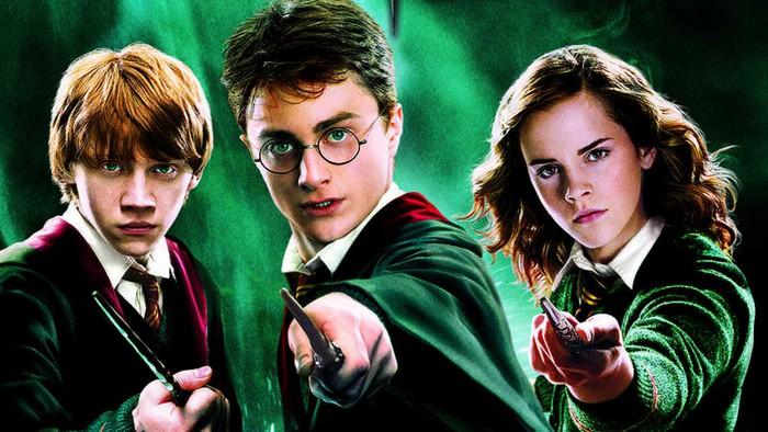 Harry Potterrek ez du irakurtzea gogoko, baina orriak markatzen badaki