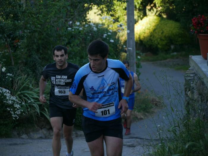Felipe Larrazabal eta Maider Urtaran garaile San Joan Astobitzako krosean - 44