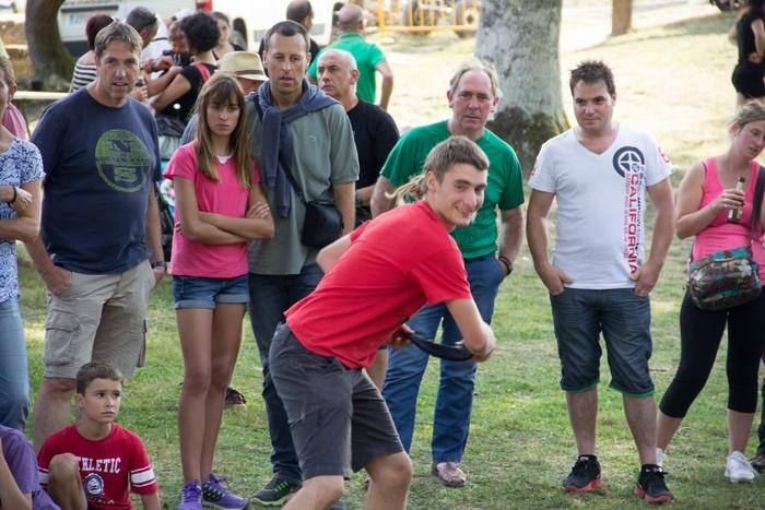 Goizetik gauera arte festan aritzeko aukera egongo da Lantenon