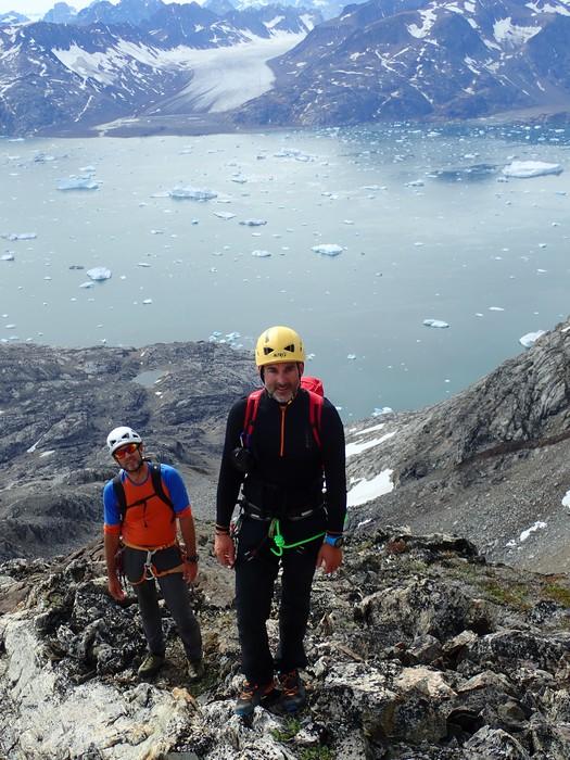 [UDARIKLIK] Groenlandian eskalatzeko icebergak ekidin behar izan ditu Zigor Egiak - 12