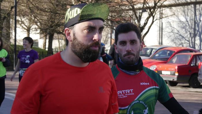 Lasterkari ugarik hartu dute parte Laudioko Herri Krosean - 32