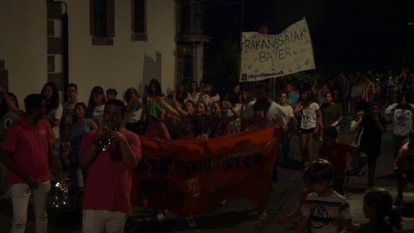 Ana Perezen pregoiari jarraiki, festarekin gaztetu da Artziniega - 55
