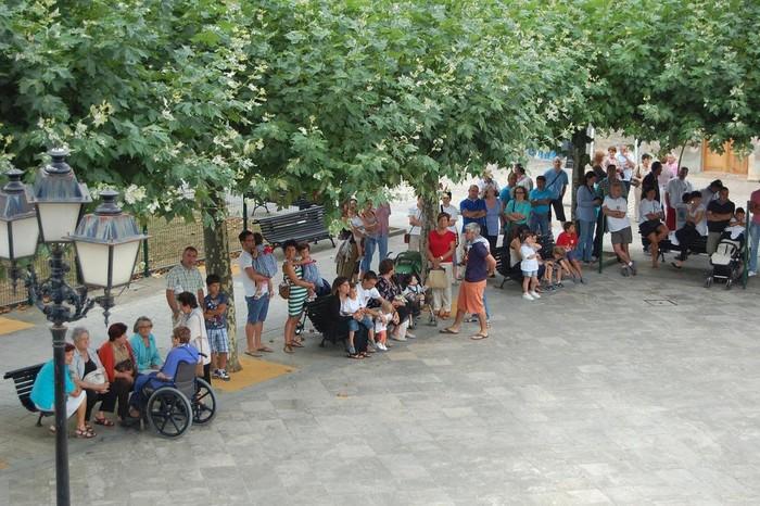 Arrankudiagako Jaiak 2011: Txupinazoak herria festaz jantzi du  - 7