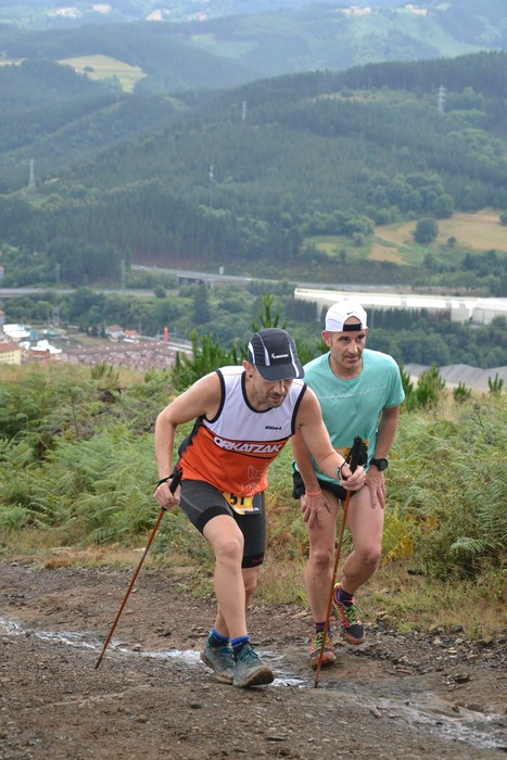 Iñaki Isasi eta Maider Urtaran izan ziren irabazleak Areta Trail probaren III. edizioan - 57