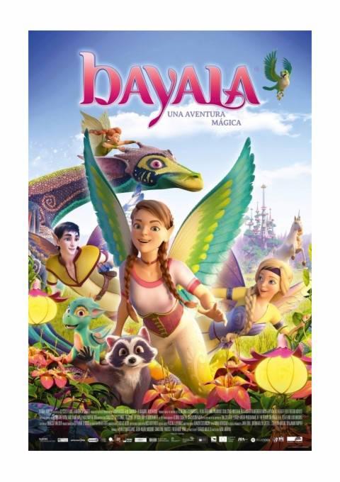"""""""Bayala: Una aventura mágica"""""""