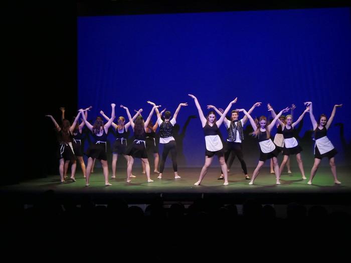 Ballet gala, San Fillippo sindromearen alde - 24