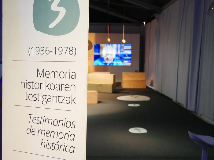 Memoriaren Plaza ikusteko aukera egongo da igandera arte - 17