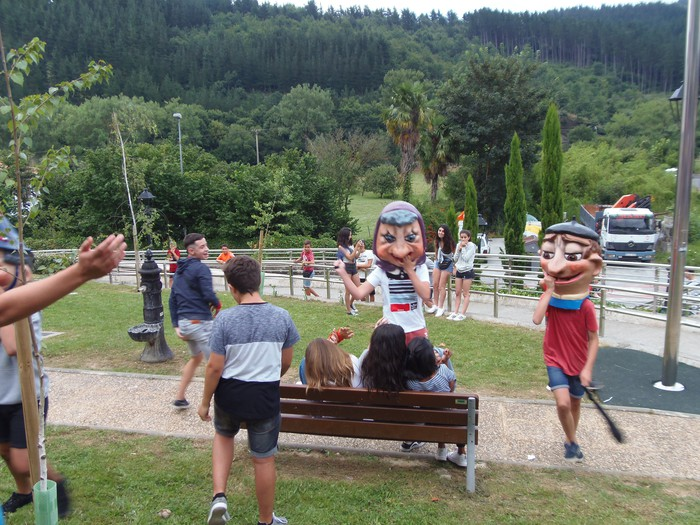 Giro ona protagonista Luiaondoko jaien lehenengo txanpan - 28