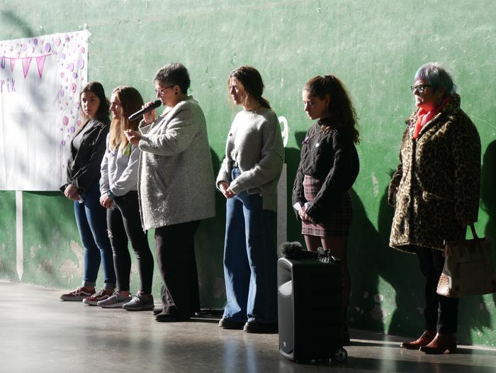 Indarkeria matxistaren aurka mobilizatu dira eskualde osoan - 30