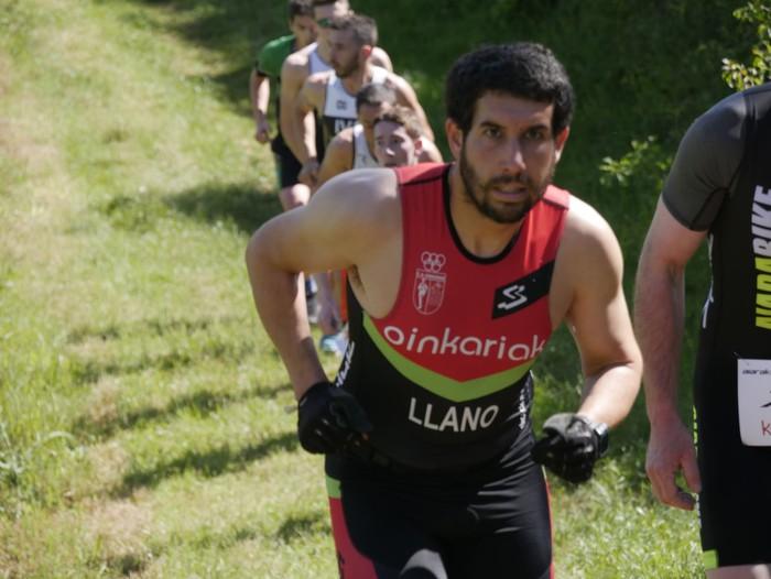 Zuriñe Frutosek eta Iñaki Isasik irabazi dute Aiarako Mendi Duatloia - 48