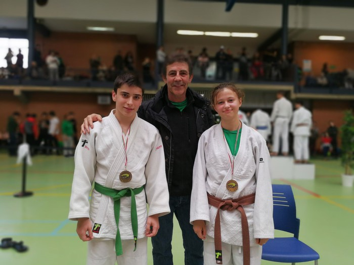 Ane Miren Arregi eta Edorta Gaydou judoko Espainiako Txapelketan egongo dira, Euskadikoa irabazi ostean